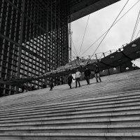 Большая арка Дефанс :: alteragen Абанин Г.