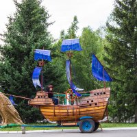 Пират :: Светлана SvetNika17