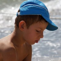 на пляже :: Александр Корчемный