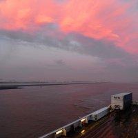 Небесная феерия над Северным морем :: Тамара Бедай