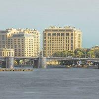 Новые жилые микрорайоны с видом на Неву :) :: bajguz igor