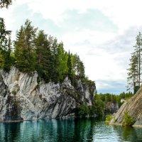Мраморный каньон Рускеала :: Ольга Зубова