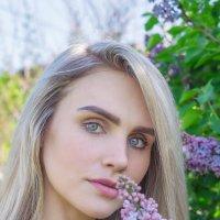 Сирень душистая... :: Анастасия Сапронова