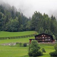 Домик в горах :: skijumper Иванов