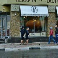 Улица полна неожиданностей.. :: АЛЕКСАНДР СУВОРОВ