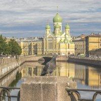 Храм Священномученика Исидора Юрьевского и Николая Чудотворца. :: bajguz igor
