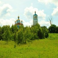 храм   на холме :: Владимир