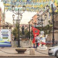 Малая Конюшенная улица. :: bajguz igor