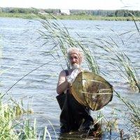 Проверка мордушки :: Светлана Рябова-Шатунова