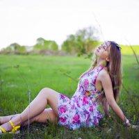 В полях :: Elena Vershinina