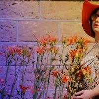 Мари и лилии :: Роза Бара