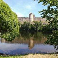 Граница, река Нарва :: veera (veerra)