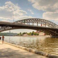 Андреевский  мост :: Derjavin -