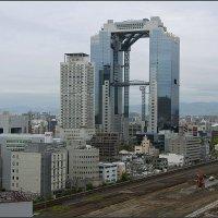 Осака, какой запомнилась... :: Vanda Kremer