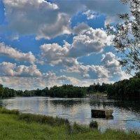 Идиллия Белого озера... :: Sergey Gordoff