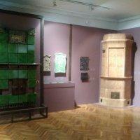 Интерьер зала о каминах эпохи Модерна. :: Светлана Калмыкова