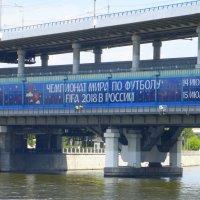 Лужнецкий мост :: Татьяна Лобанова