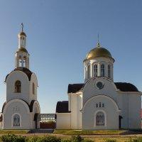 Георгиевская церковь в селе Георгиевка (Кинельский район) :: Олег Манаенков