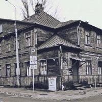 Исторический район города Рига - Московский форштадт :: Liudmila LLF