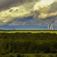 Игра света. :: Андрей Леднев