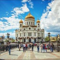 Собор Христа Спасителя :: Ирина Лепнёва