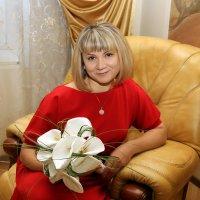 Невеста в красном :: Светлана Краснова