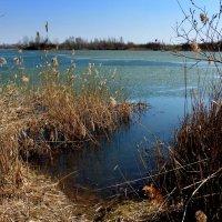 последний лёд на озере :: Александр Прокудин