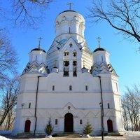 Церковь усекновения главы Иоана Предтечи :: Константин Анисимов