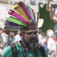 Фанат команды Мексики :: Александр Степовой