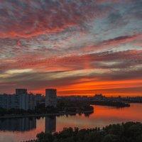Московские закаты :: Владимир Брагилевский