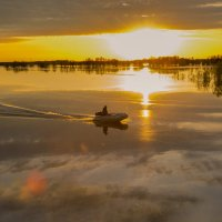 На рыбалку... :: Андрей Кузнецов