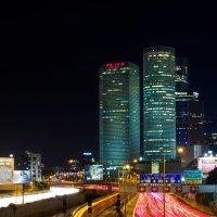 Вечерний Тель Авив :: Alex Molodetsky