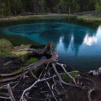Гейзеровое озеро, Алтай :: Александр Решетников