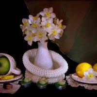 Цветы весны... :: Нэля Лысенко