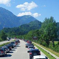 Бавария...Альпы... :: Galina Dzubina