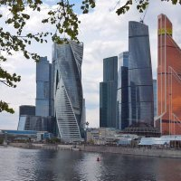 Москва-сити :: Сергей Беличев