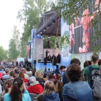 Большой симфонический парк :: Вячеслав & Алёна Макаренины