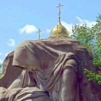 Печаль и скорбь под куполами - 22 июня День памяти и скорби :: Александр Машков (alex2009vm)
