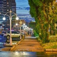 Городская аллея :: юрий Амосов