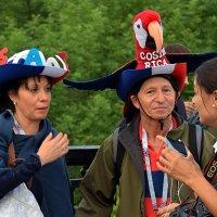 Коста-Рика! Такие шляпы и не помогли! :: Татьяна Помогалова