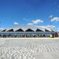Самара. Стадион Самара  Арена :: Надежда