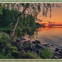 Закаты на реке :: Лидия (naum.lidiya)