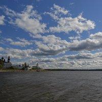 Воскресенский монастырь :: Владимир Кириченко  wlad113