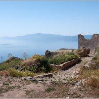 """Руины """"верхнего"""" города. Монемвасия, Греция. :: Lmark"""