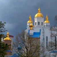 Храм всех святых :: Сергей Тарабара