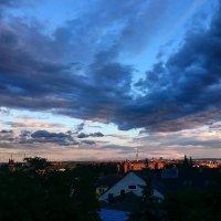 моё небо :: Ольга Богачёва