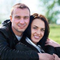 Ксения и Никита :: Николай Яшкин