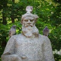 Великий и голуби :: Ирина Via
