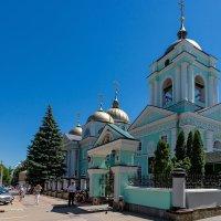 Преображенский кафедральный собор в Белгороде :: Оксана Пучкова
