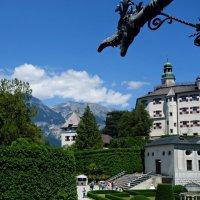 Замок Амбрас ( Schloss Ambras) — замок-музей в Инсбруке, Австрия... :: Galina Dzubina